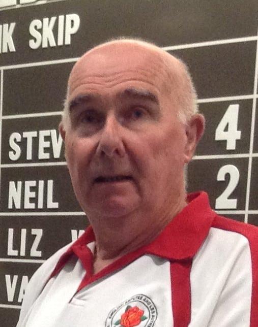 Mac Otton, EALABA committee member & membership secretary