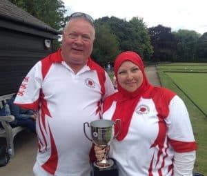 Atherton Trophy Winner Khalila Hussian