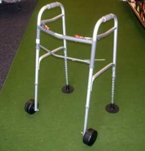 disability bowls aid for mobility Bowls buddy walking frame