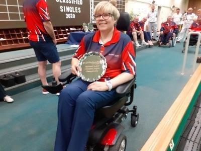archive 2020 - Helen Wood B7 Champion 2020