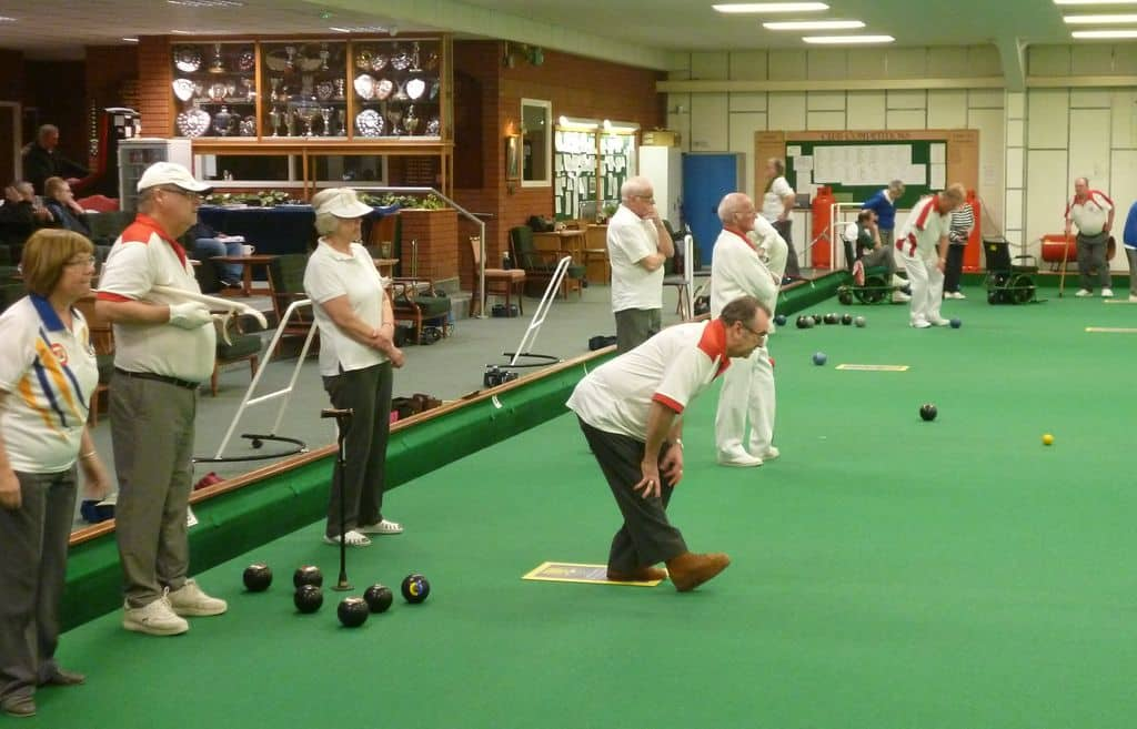 bowls Clubs - disability friendly
