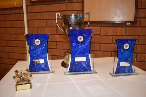 EALABA National Singles Trophies 2021