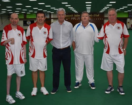 The Finalists with Andy Thomson